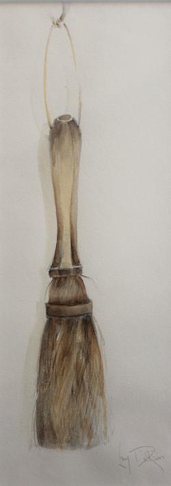 Untitled [Brush Study]