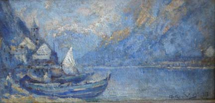 Untitled (Boat)