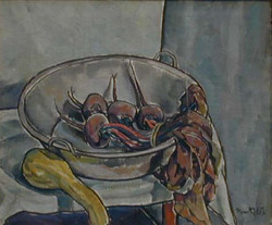 Untitled [Bowl and Beets]