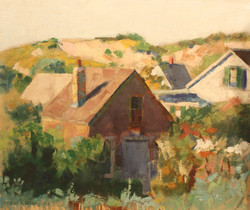 """""""Provincetown Rooftops"""""""