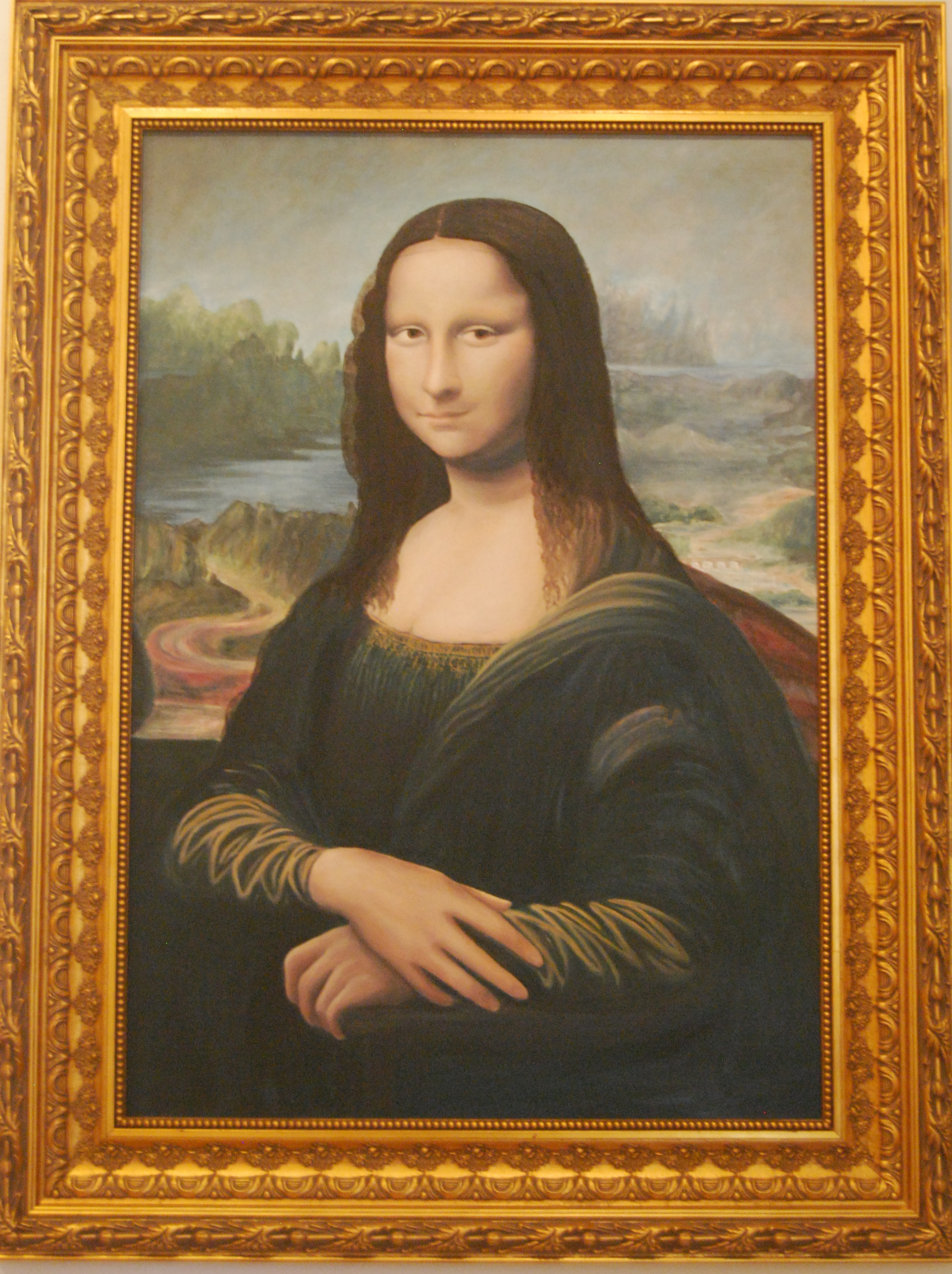 Mona Lisa by Louise