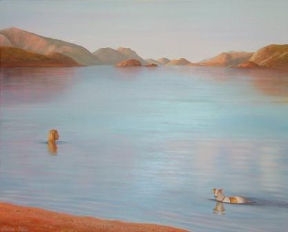 Serenity - Lake Argyle