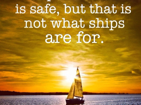 Feeling Safe in your Comfort Zone ?