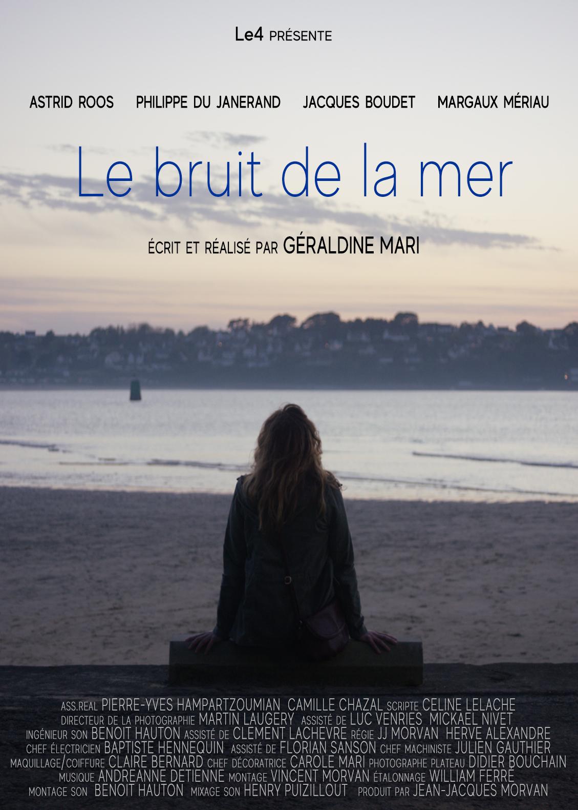 LE BRUIT DE LA MER