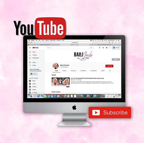 Youtube Intro + Outro