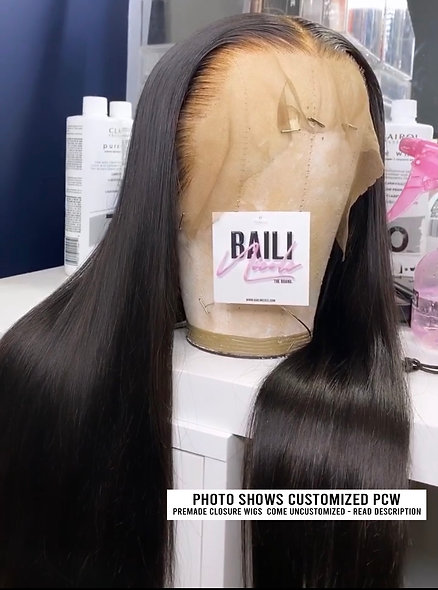 Lace Front Wig - On Hand