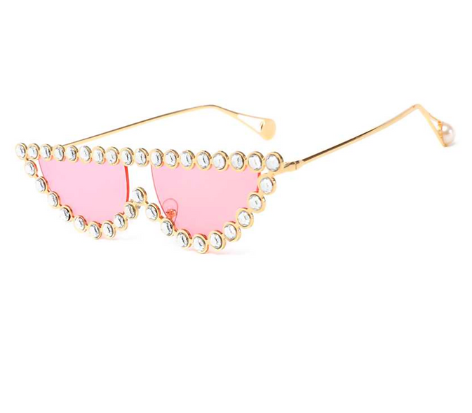 Diamante Shade - Pink