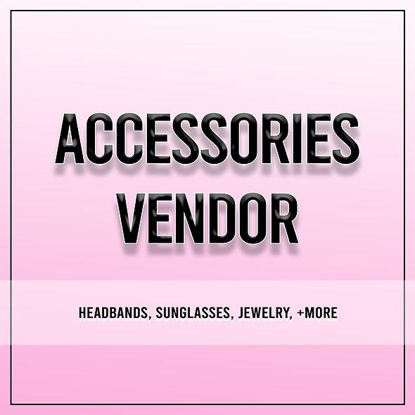 Accessories Vendor