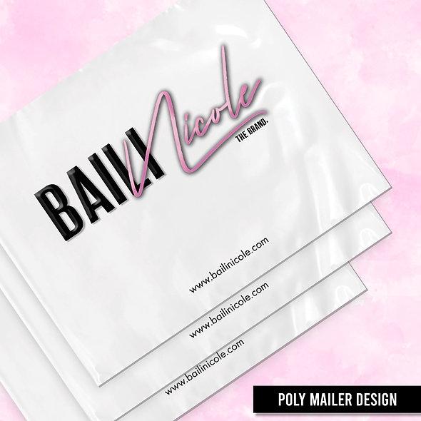 Poly Mailer Design