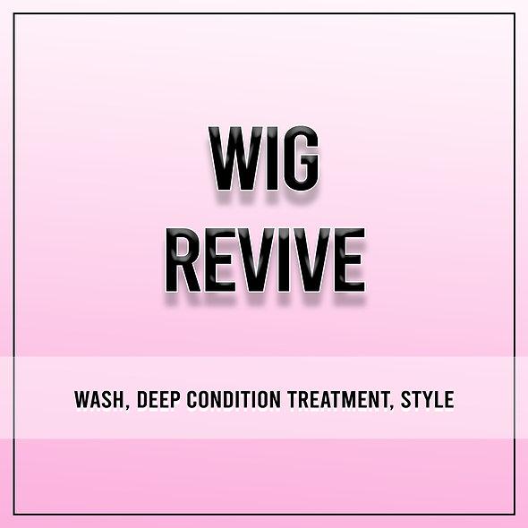Wig Revive
