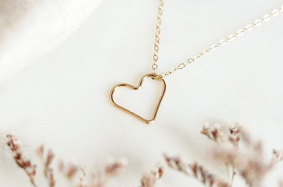 Collier coeur