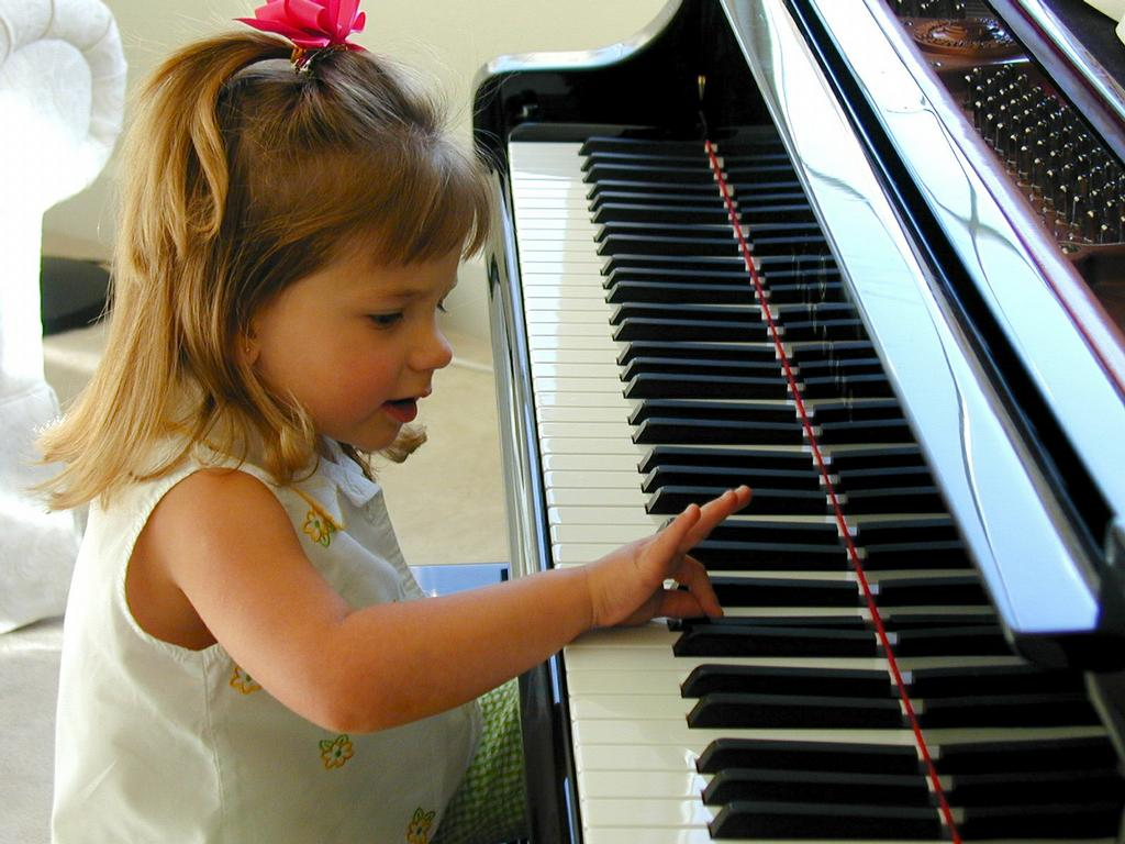 Preschool Piano Spokane