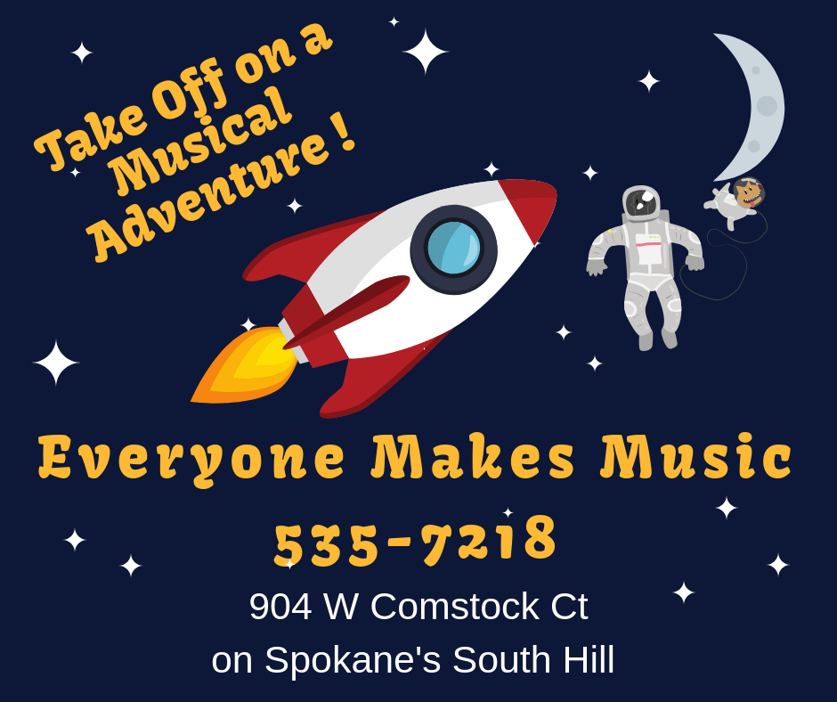 Blast Off with Piano 7-10 year olds - WED-THURS- FRI
