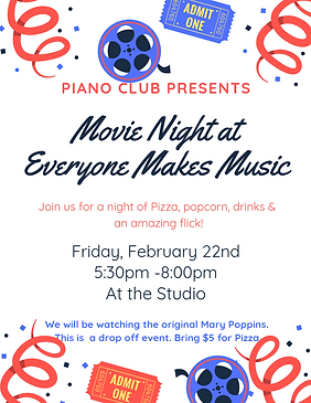 Copy of Movie Night at Everyone Makes Mu