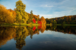 Autumn Stourhead