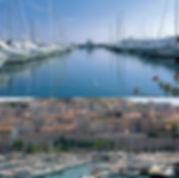 На яхте из Марсель, через Канны в Сан-Ремо.