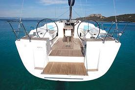 морской круиз на яхте, через Средиземное море до Лас-Пальмас-де-Гран-Канария
