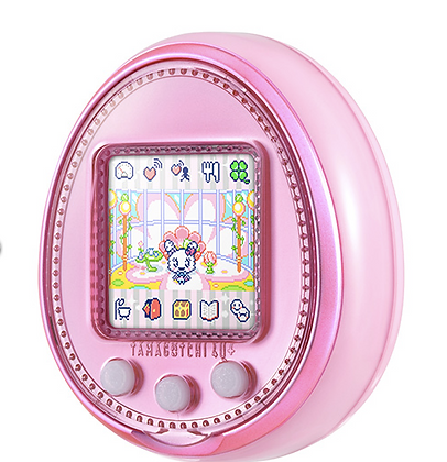 Tamagotchi 4U+ baby pink