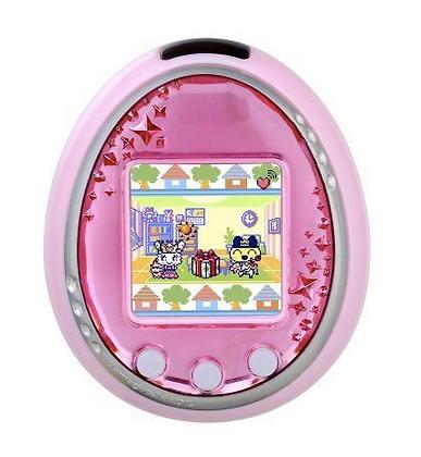 Tamagotchi iD L розовый