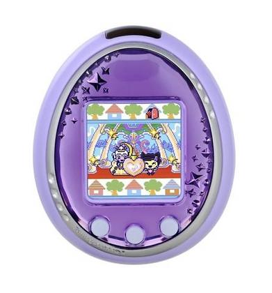 Tamagotchi iD L фиолетовый