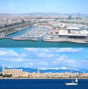 Круиз из Барселона до Пальма-де-Майорка