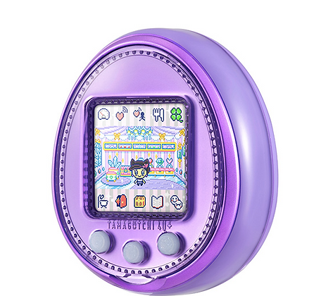 Tamagotchi 4U+ light purple
