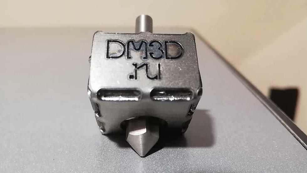 Блок нагрева для Picaso 3D Designer X, китайские сопла, фторопласт