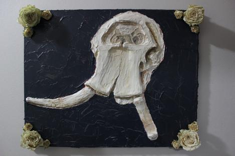White Rose Elephant