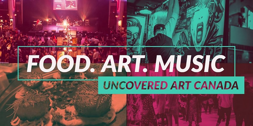 Uncovered Art Canada
