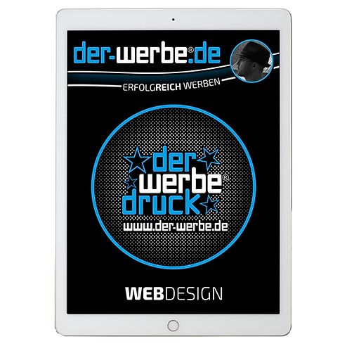 Tablet_mit Kreisdesign_der-werbe hi_tran