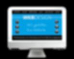 WEBdesign WEBsite Monitor der-werbe hi_t