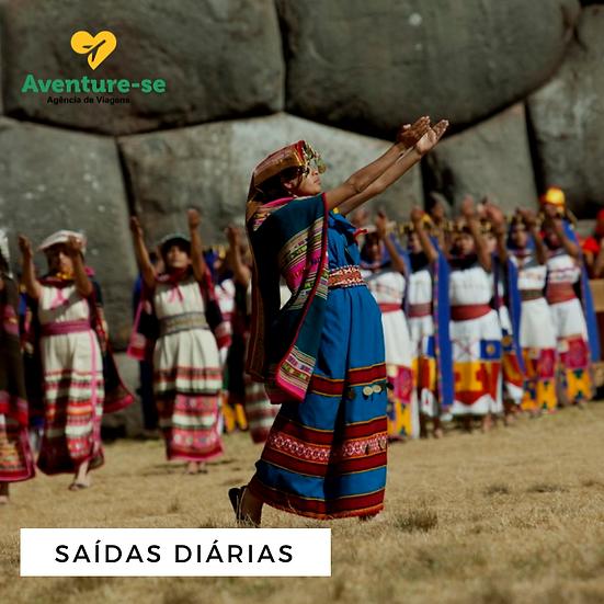 Festa do Sol com Enigmas do Titicaca