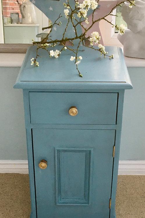 Peacock Blue Cupboard