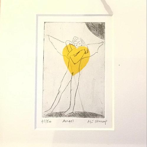 Limited Edition 'Angel' Print
