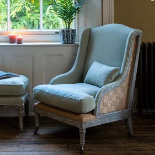 Gustavian Style Armchair