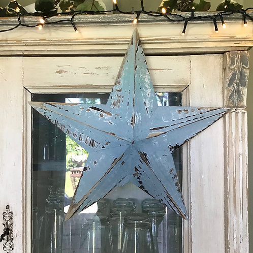 Mimosa Star Decoration