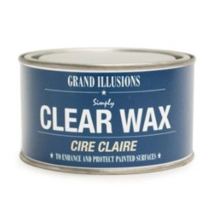 Grand Illusions 'Simply' Clear Wax