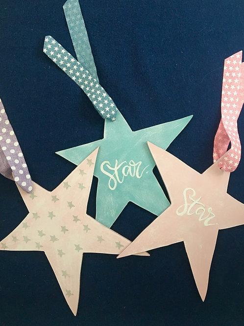 'Higgledy' Stars