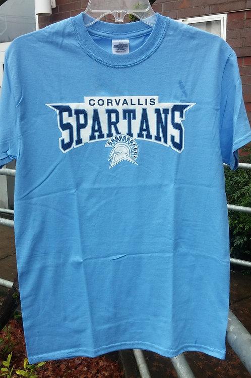 Spartan Logo SS T-Shirt