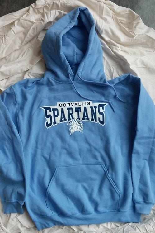 Spartan Logo Hoodie