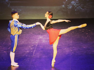 Clases de ballet para profesionales y pre profesionales