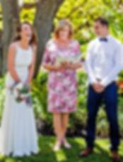 Christine Trenwith Adelaide Marriage Celebrant & JP