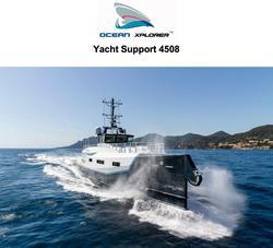 Damen 150' Yacht Support
