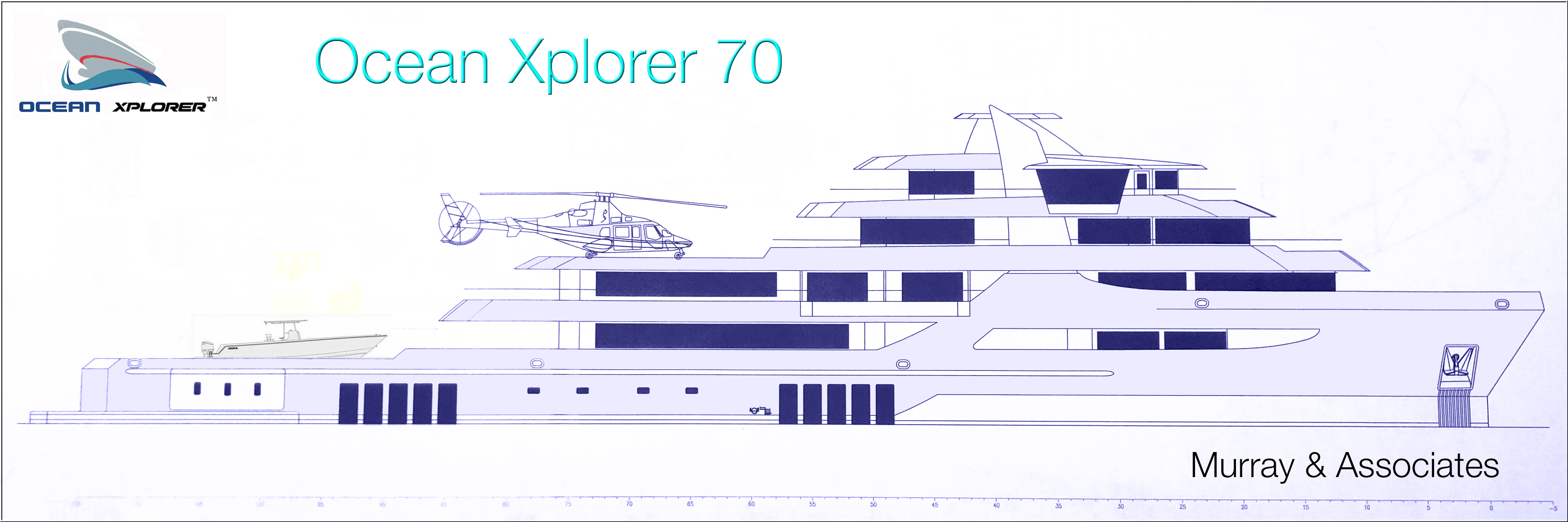 Ocean Xplorer 70 Expedition Yacht