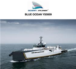 182' Damen Expedition Yacht