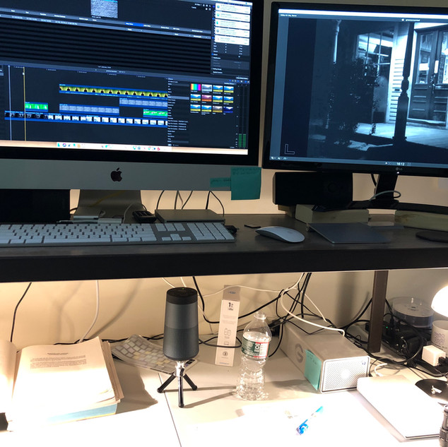Non-linear Editing Suite