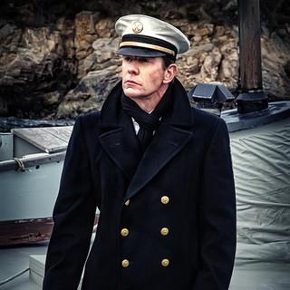 Boatswain Alexander Cornell, commander of CG 290