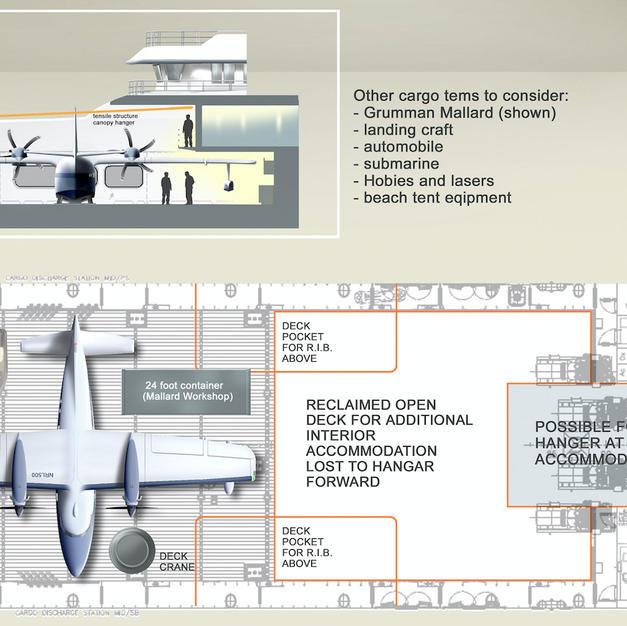 LP Design Shadow Boat