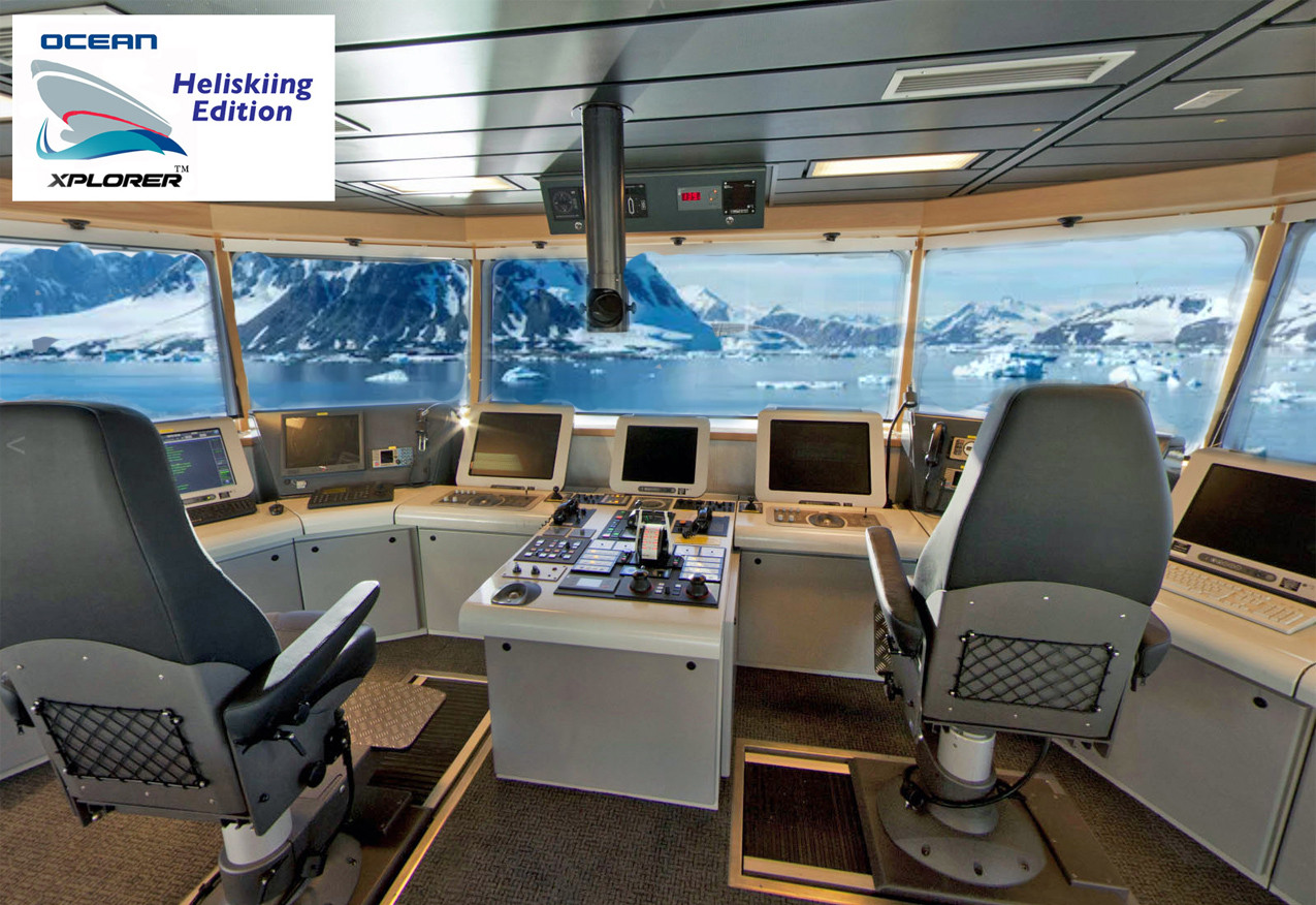 Xplorer 71 Ice-Class Expedition Yacht
