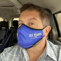 Joe Pianos mask